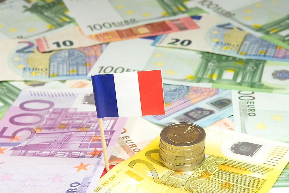 What is the Currency of France?