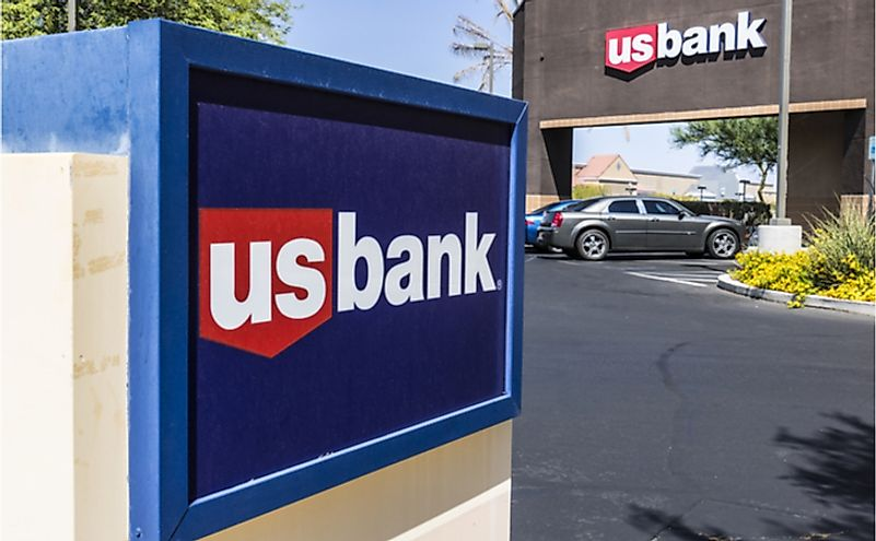 Where Is The Headquarters Of The U.S. Bancorp Located?