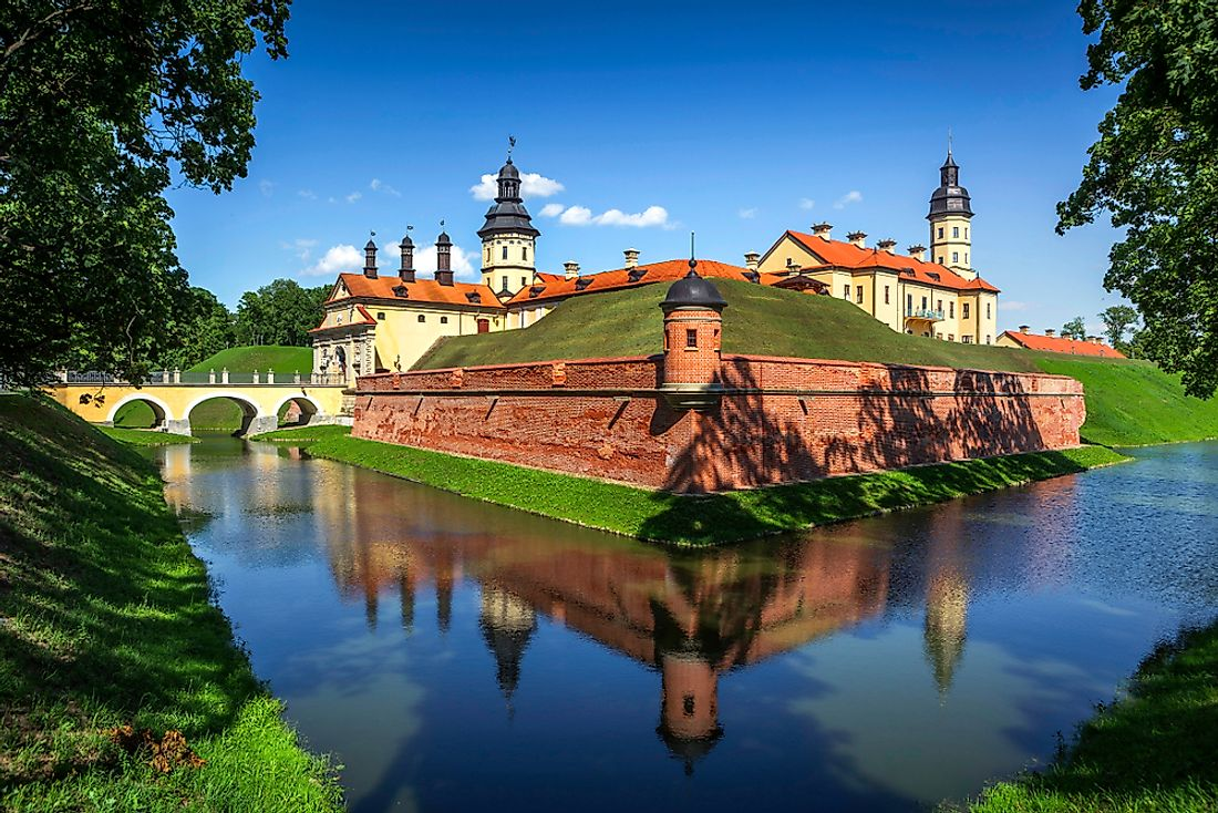 What Is The Origin Of The Name Belarus?