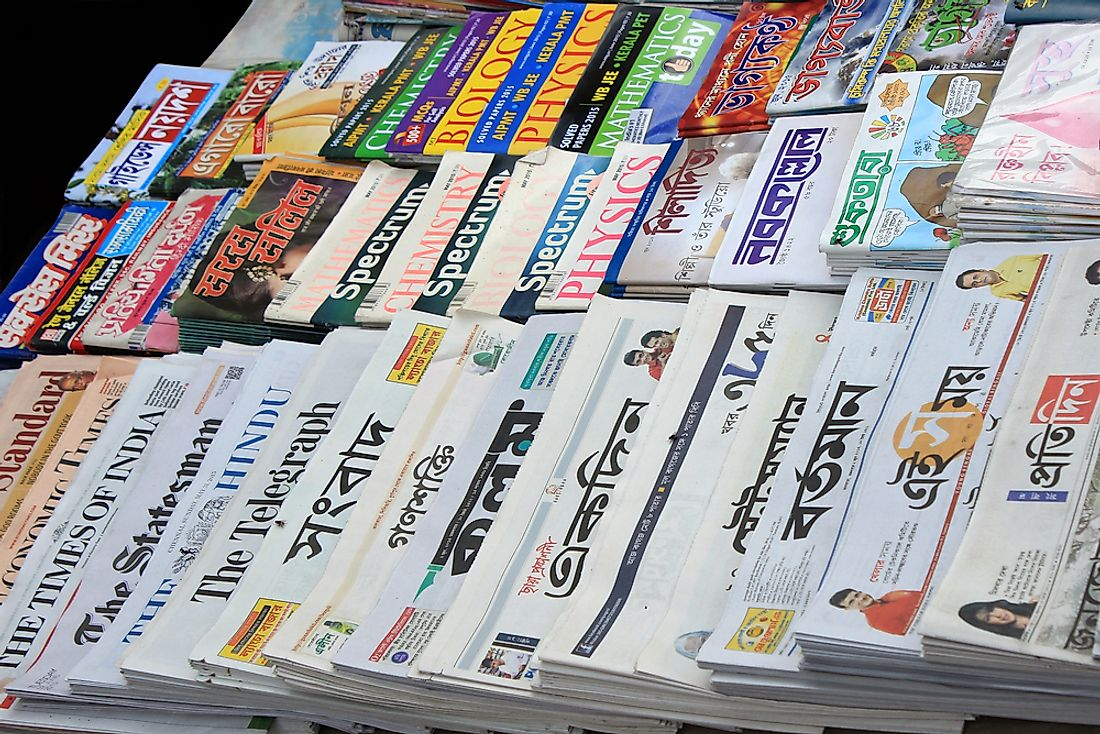 The Most Popular Newspapers In India