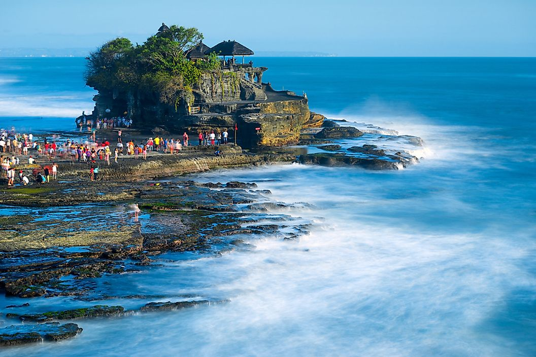 What and Where Is Tanah Lot?