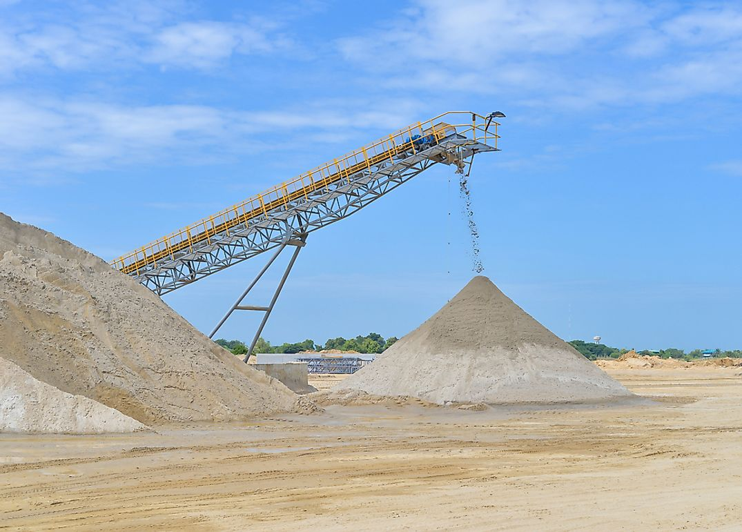 What Are The Negative Effects Of Sand Mining?