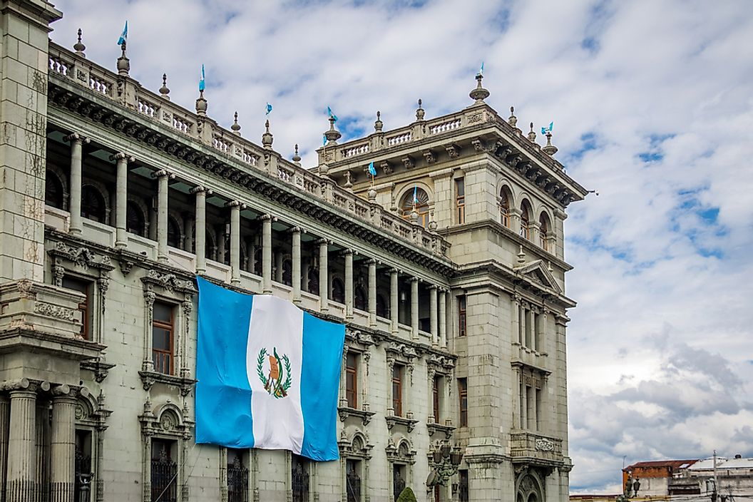 What Is the Capital of Guatemala?