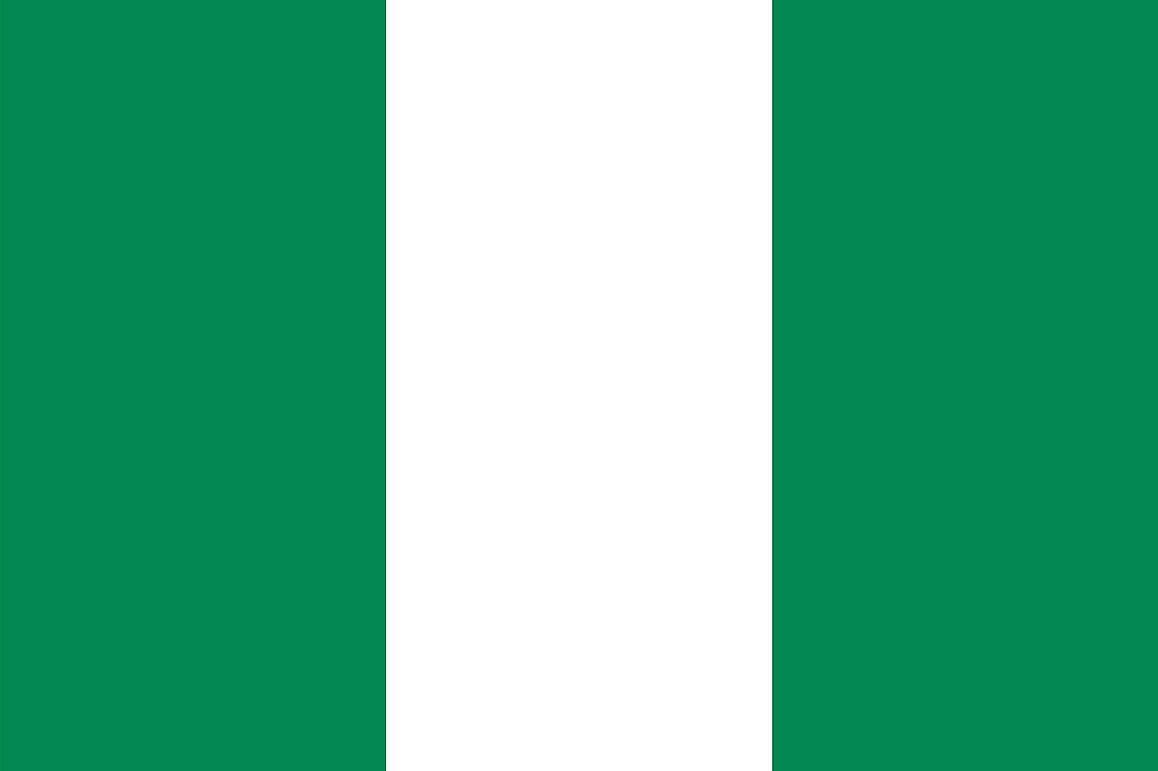 What Do The Colors And Symbols Of The Flag Of Nigeria Mean?