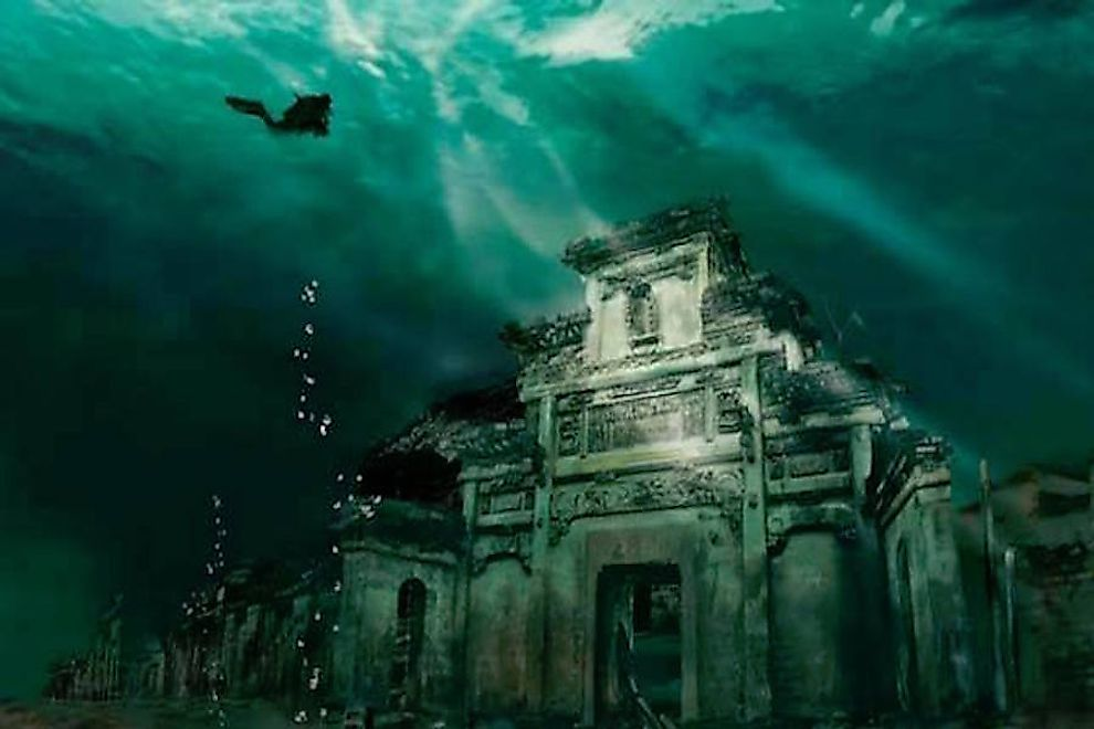 The Drowned City of Shicheng - Unique Places Around the World