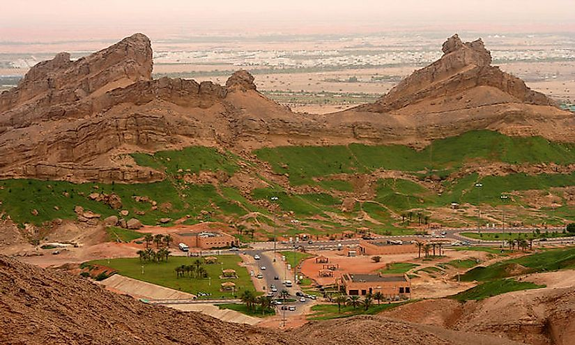 Cultural Sites of Al Ain, United Arab Emirates