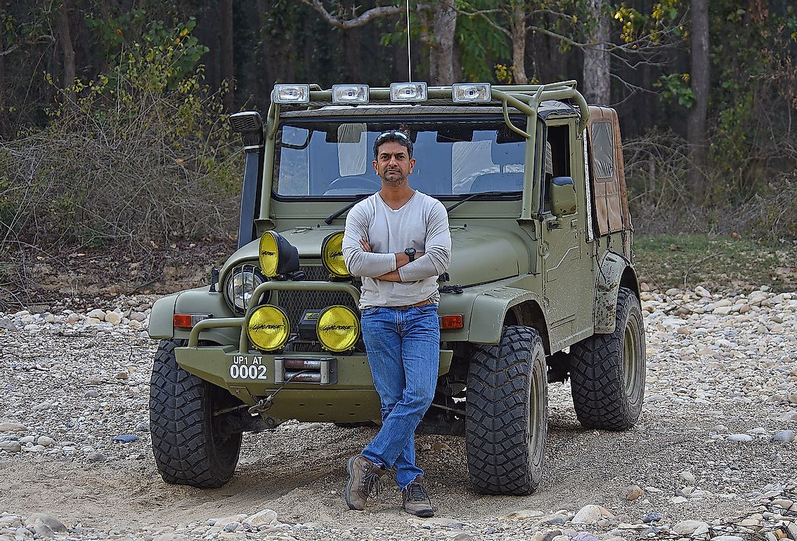 An Interview With India's Leading Wildlife Conservationist Dr. Anish Andheria