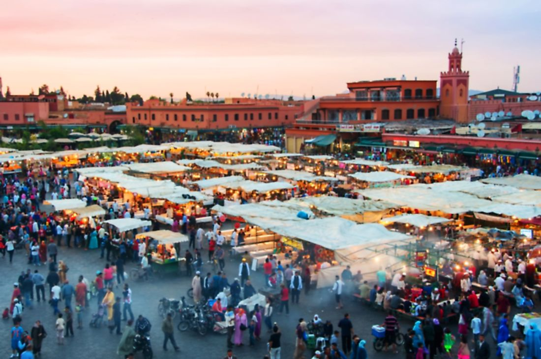 UNESCO-Recognized Elements Of Intangible Cultural Heritage Of Morocco