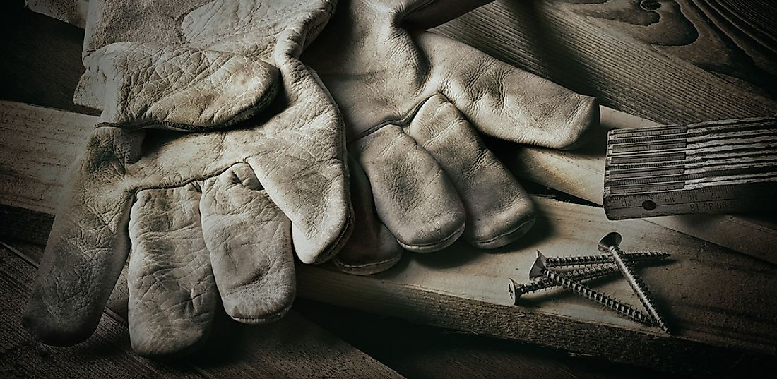 The World's Largest Exporters of Non-Knit Gloves
