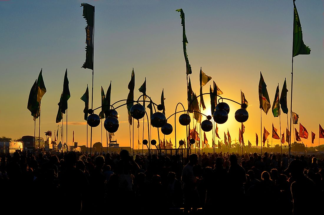 What Is The Glastonbury Festival?