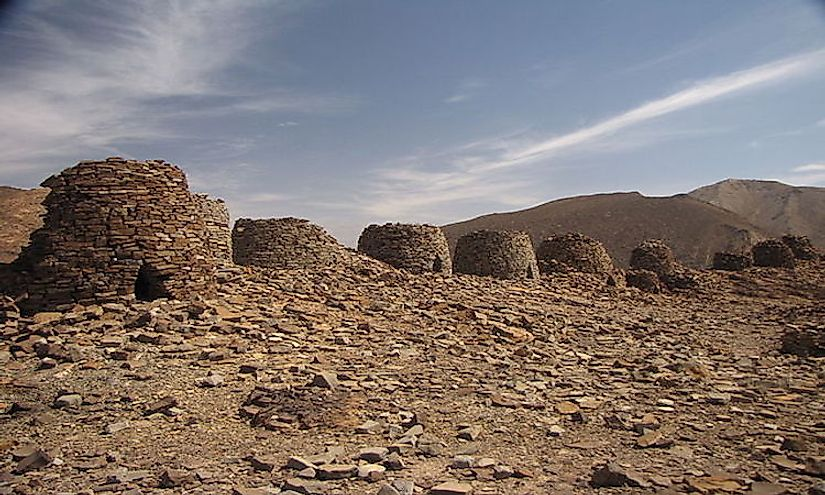 UNESCO World Heritage Sites In Oman