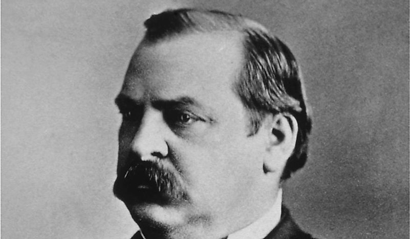 Grover Cleveland: 22nd President