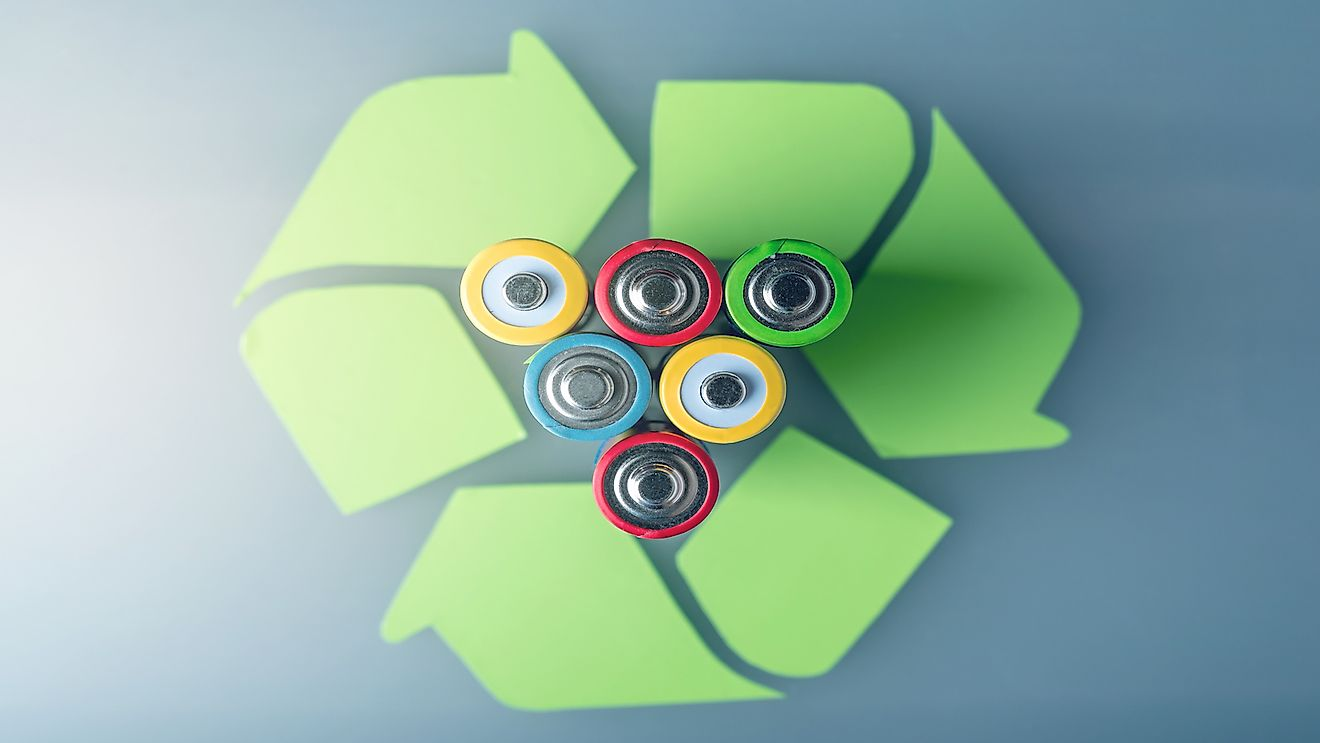 European Countries That Are Leaders In Battery Recycling