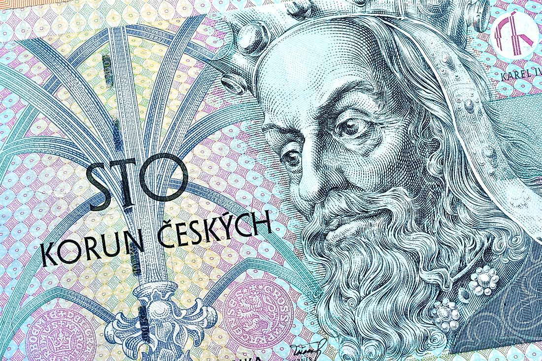 What is the Currency of the Czech Republic?