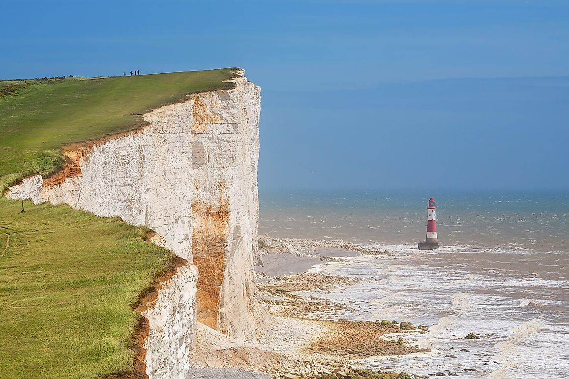 Beachy Head, England - Unique Places around the World
