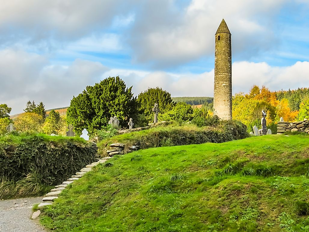 The Most Visited Free Visitor Attractions In Ireland
