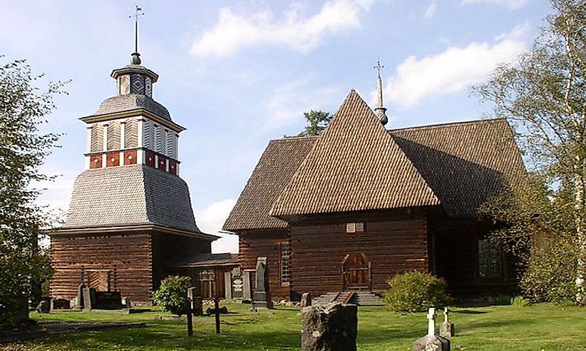 UNESCO World Heritage Sites In Finland