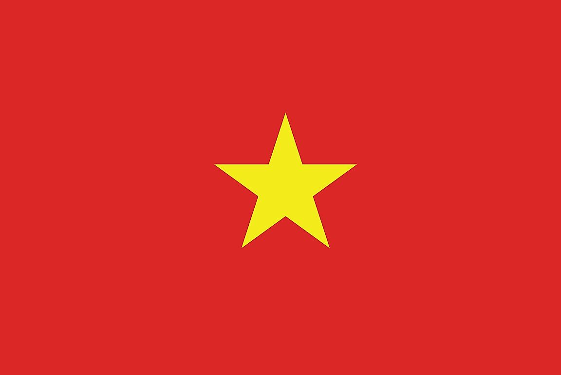 What Do The Colors And Symbols Of The Flag Of Vietnam Mean?
