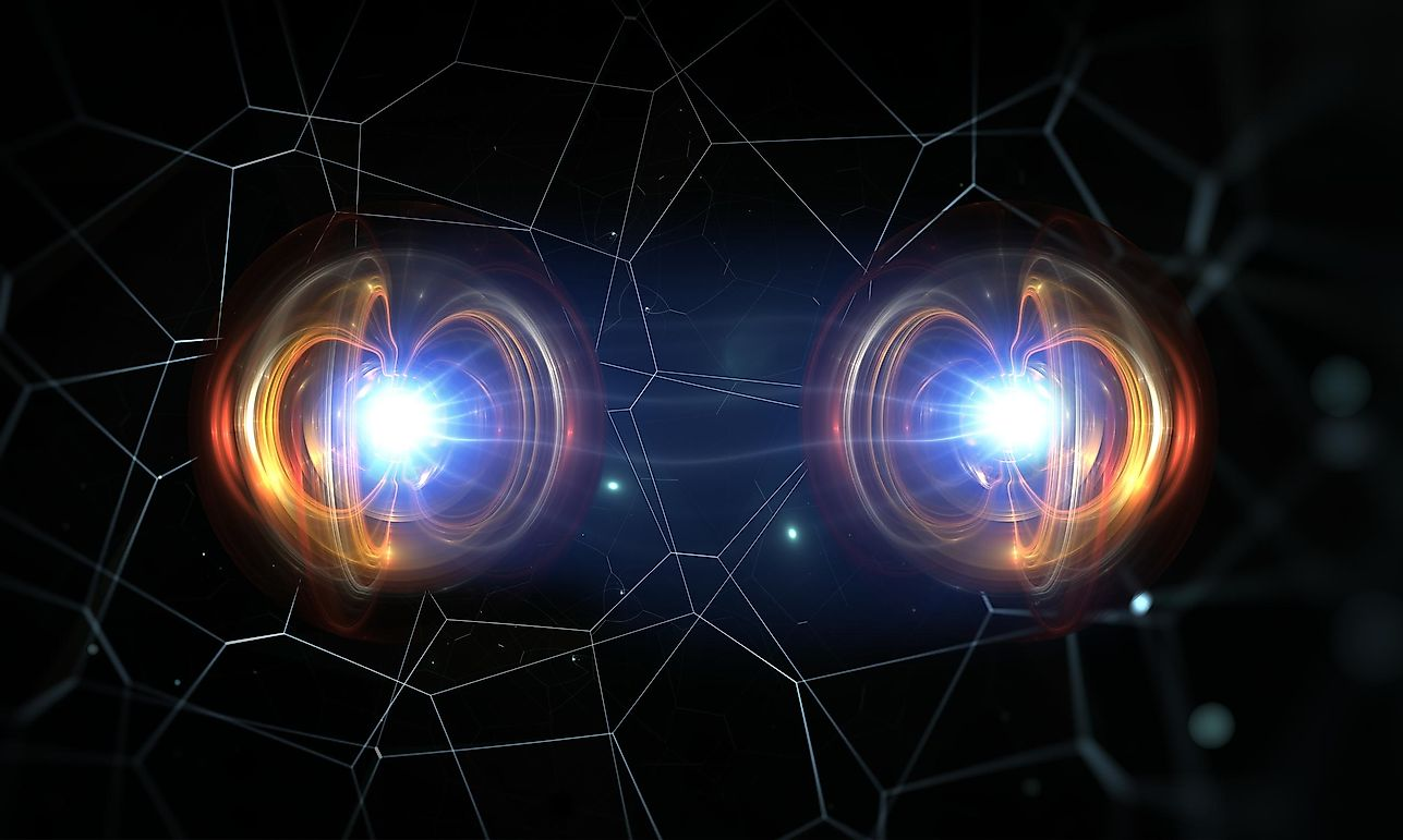 What Is Quantum Entanglement In Physics?