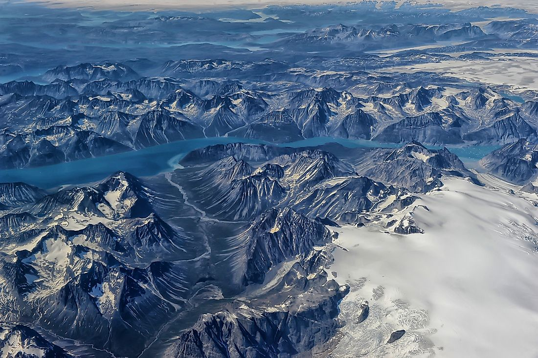 Heightened Threat Of Sea Level Rises As Greenland Darkens