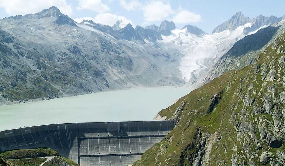 What Are The Major Natural Resources Of Switzerland?
