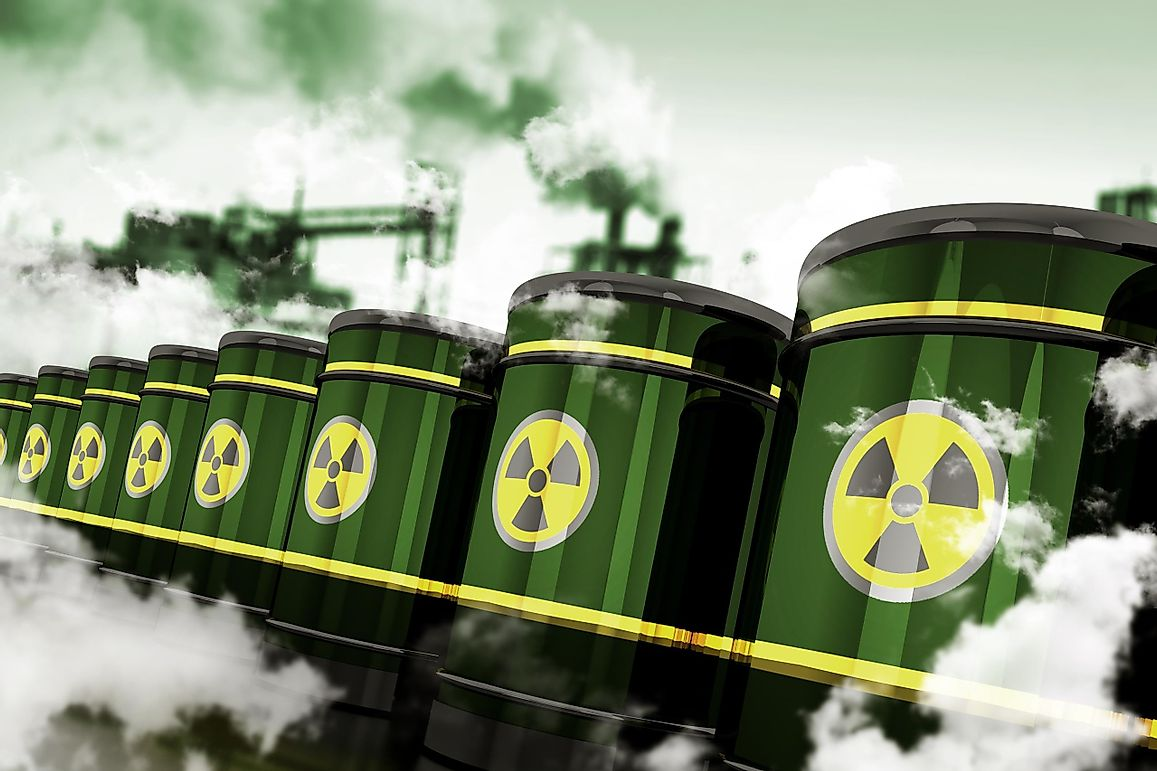 Is All Radioactivity Man-Made?