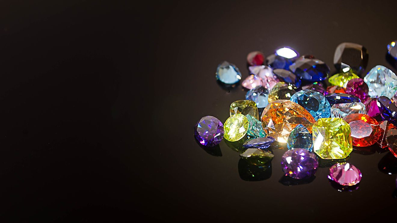 The World's Most Valuable Gemstones