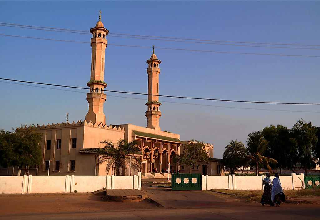 Religious Beliefs in the Gambia