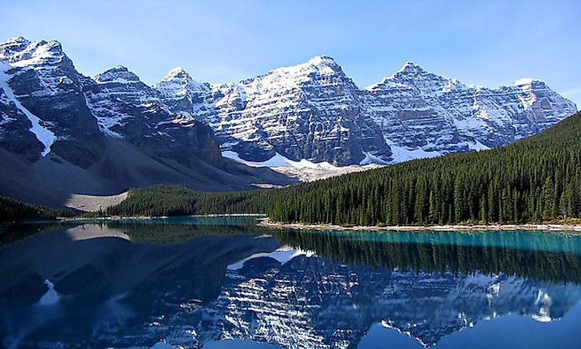 UNESCO World Heritage Sites In Canada