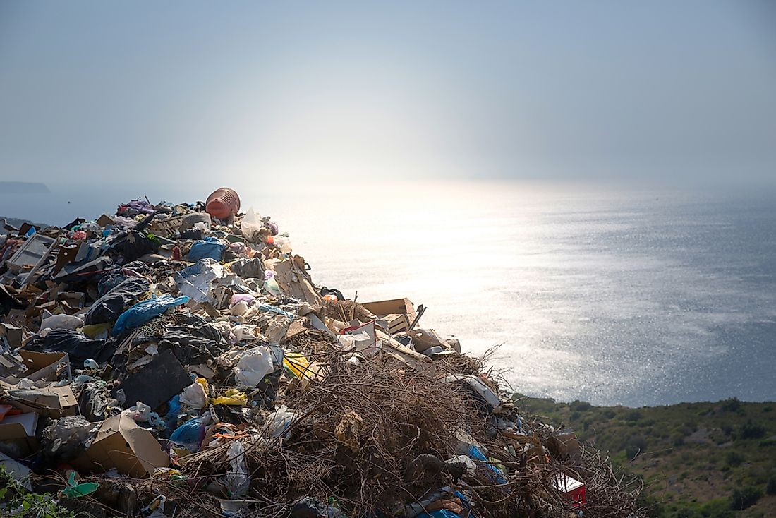 What Is The Great Pacific Garbage Patch?