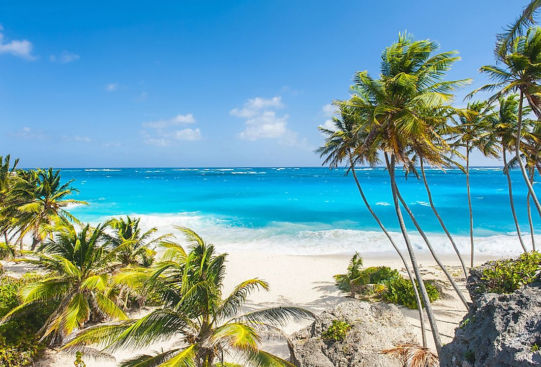 What Are The Major Natural Resources Of Barbados?