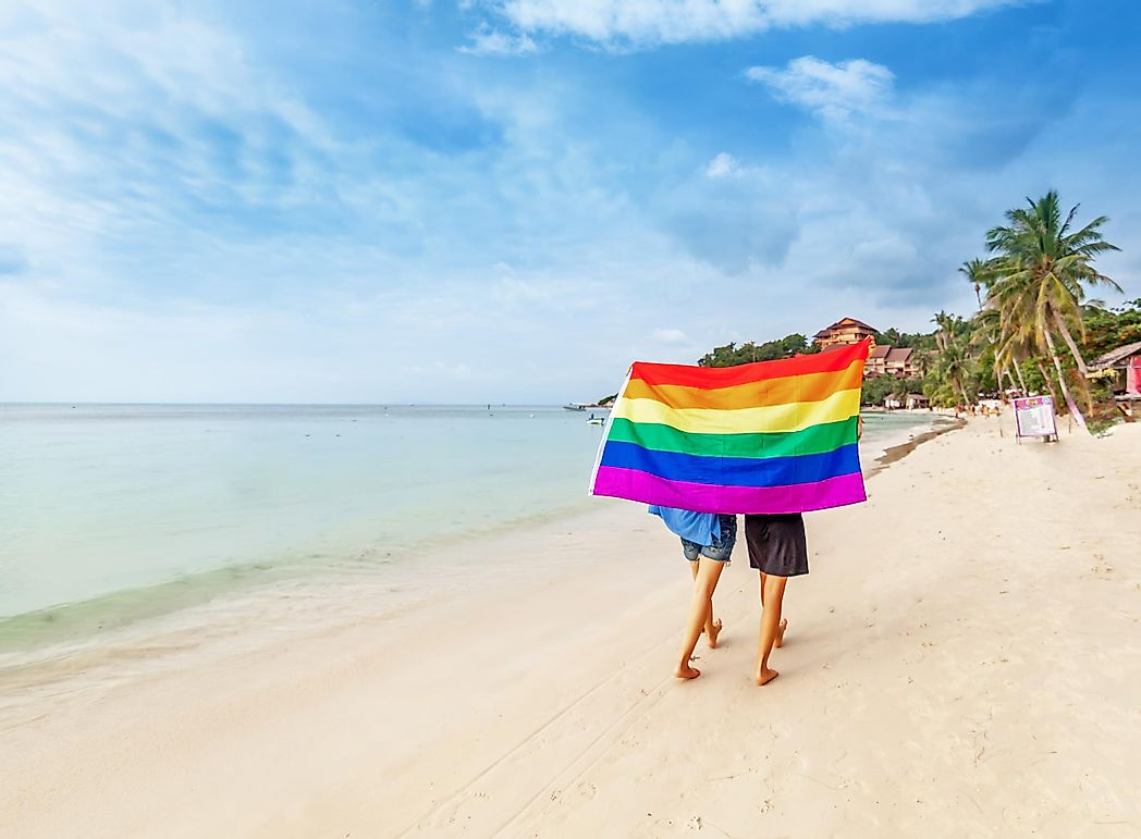 10 Vacation Destinations That Are Still Unsafe For LGBTQ+ Members