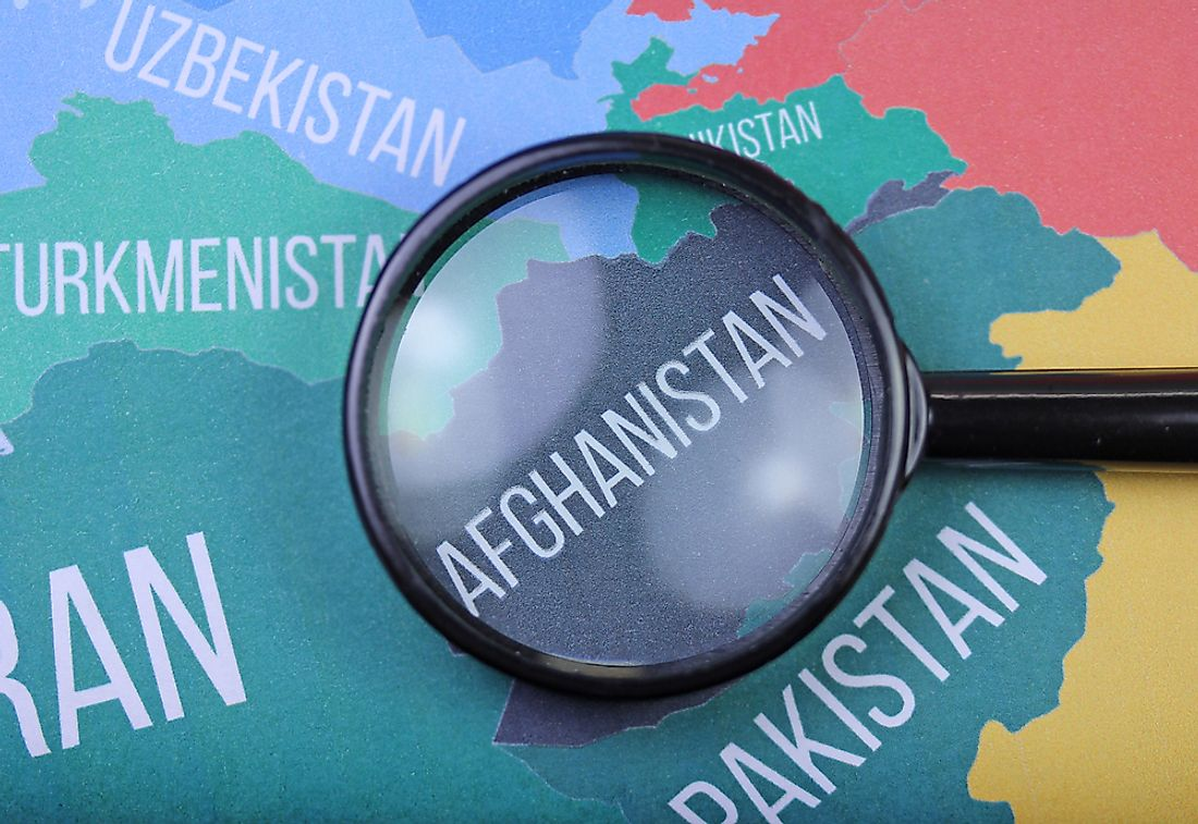 What Languages Are Spoken In Afghanistan?