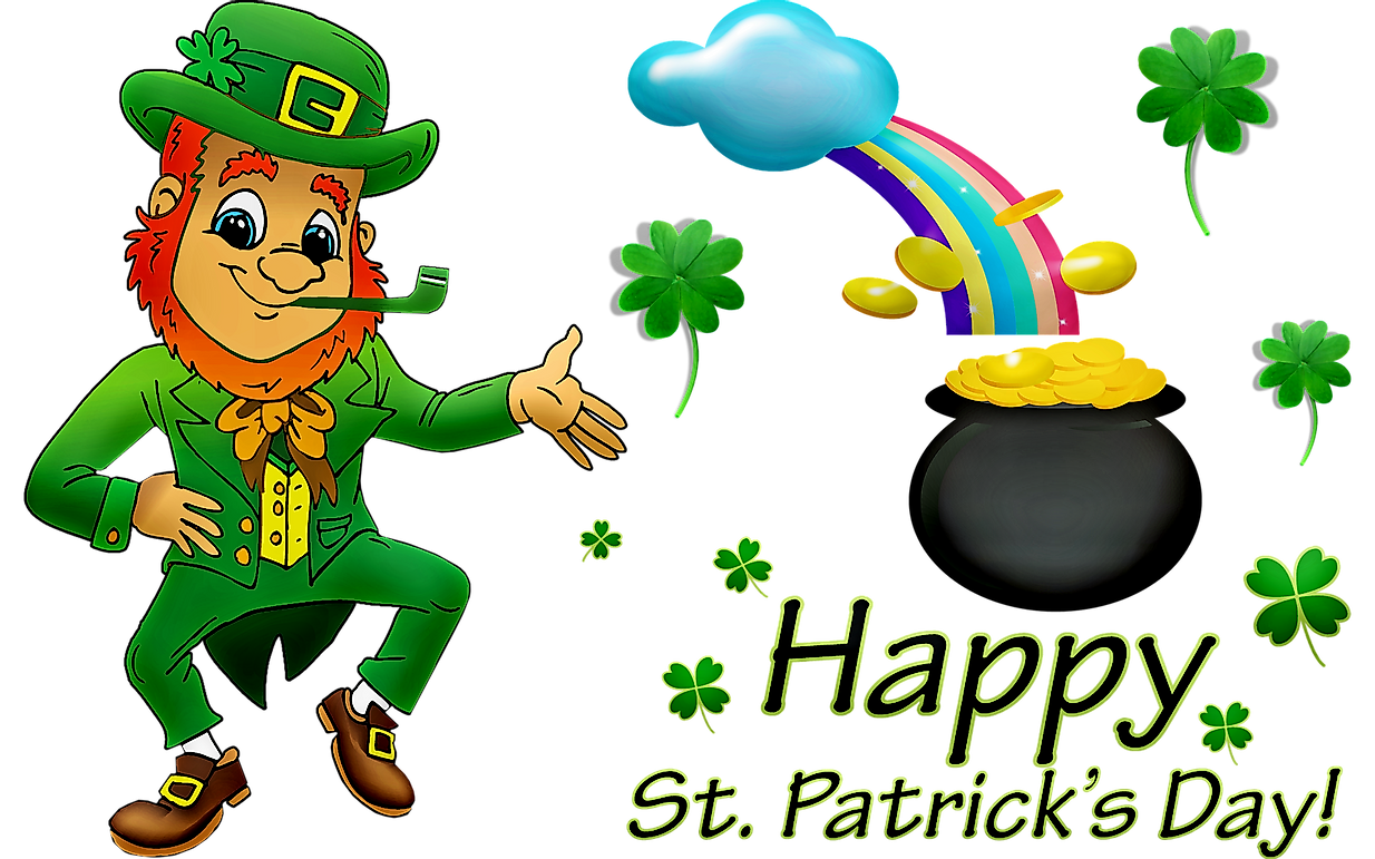 What Do Leprechauns Have To Do With Saint Patrick's Day?
