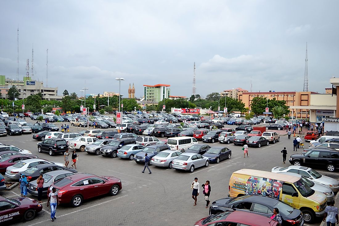 The Largest Shopping Malls In Nigeria
