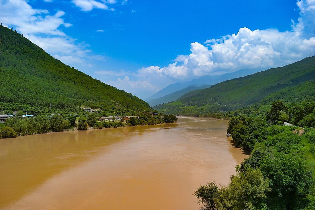 What Is The Source Of The Yellow River?