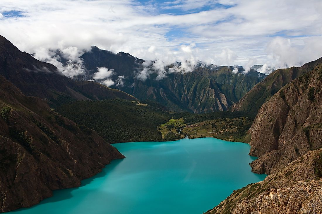 The Twelve Spectacular National Parks Of Nepal
