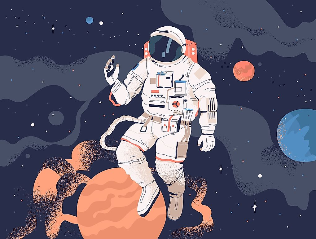 How Does Space Have An Effect On The Human Body?