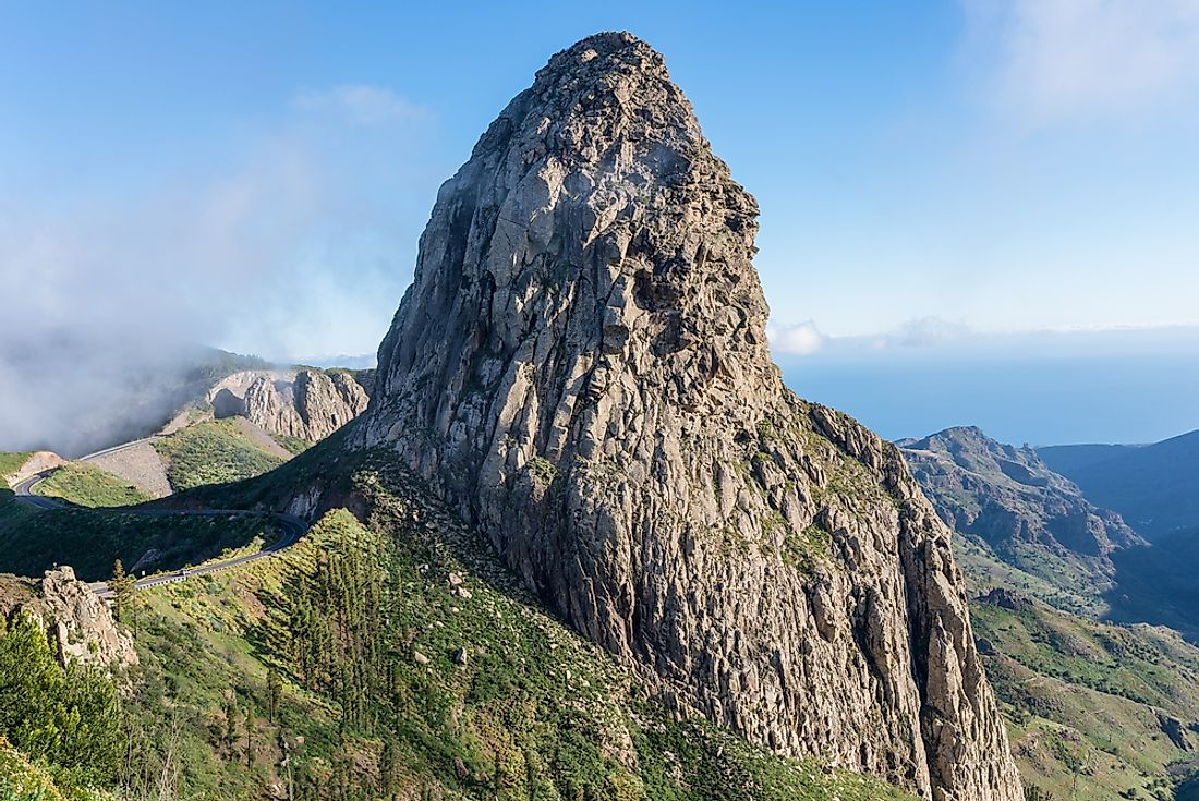 What Is A Volcanic Plug?