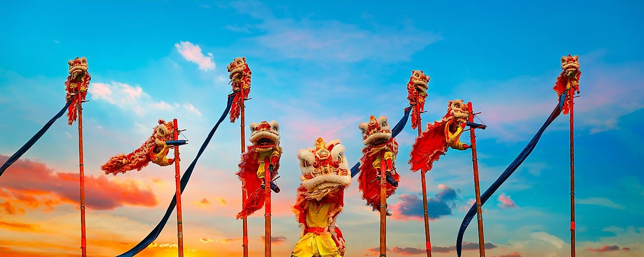Chinese New Year: 5 Things You Probably Didn't Know About The Famous Holiday