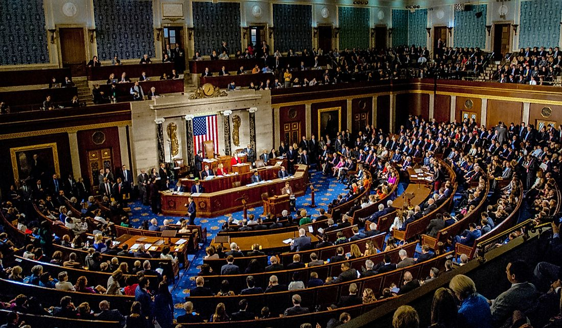 What is the Difference Between the House and the Senate?
