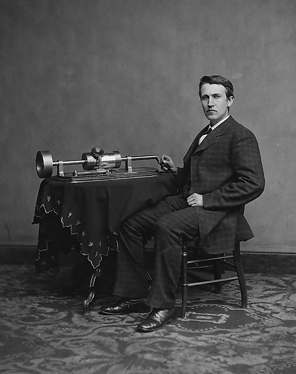 Who Was Thomas Edison?