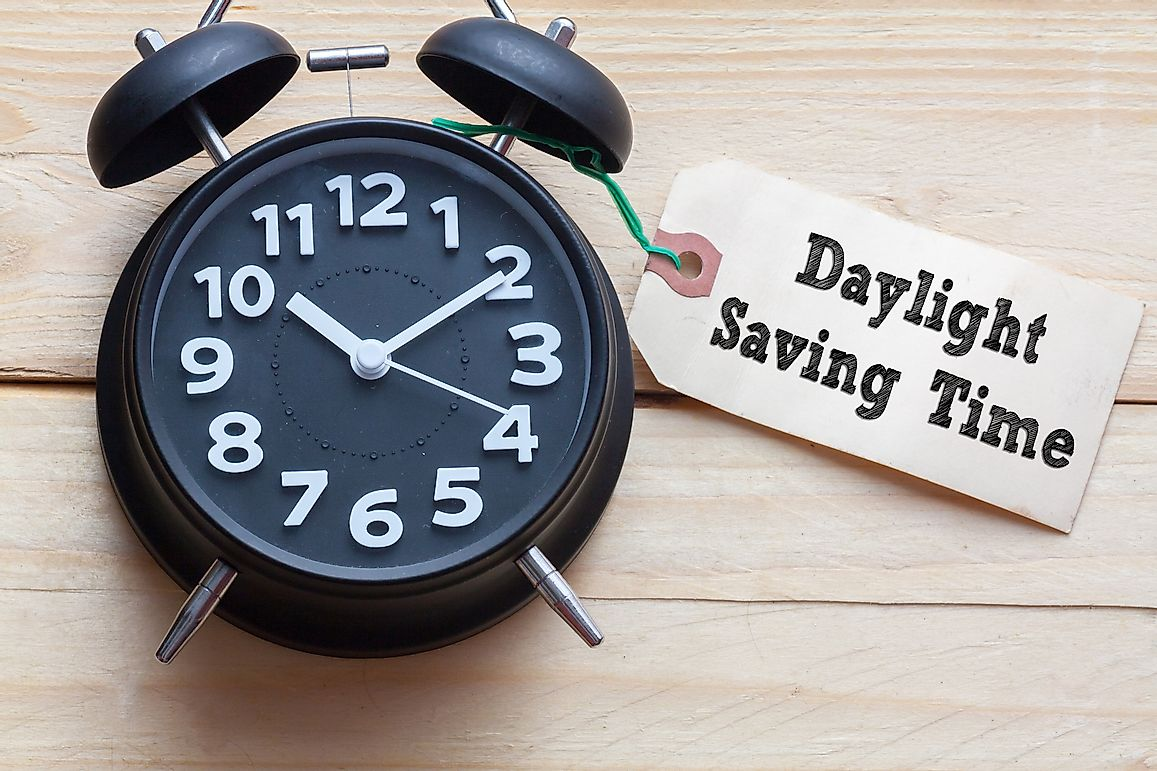 What Is Daylight Savings Time 2020?