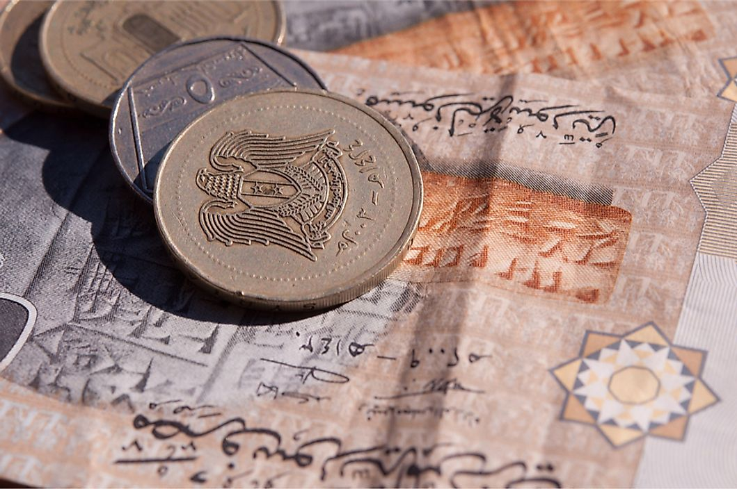 What Is the Currency of Syria?