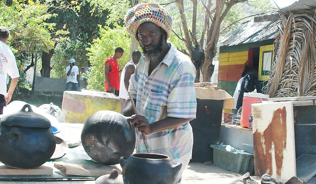 The Culture Of St. Vincent And The Grenadines