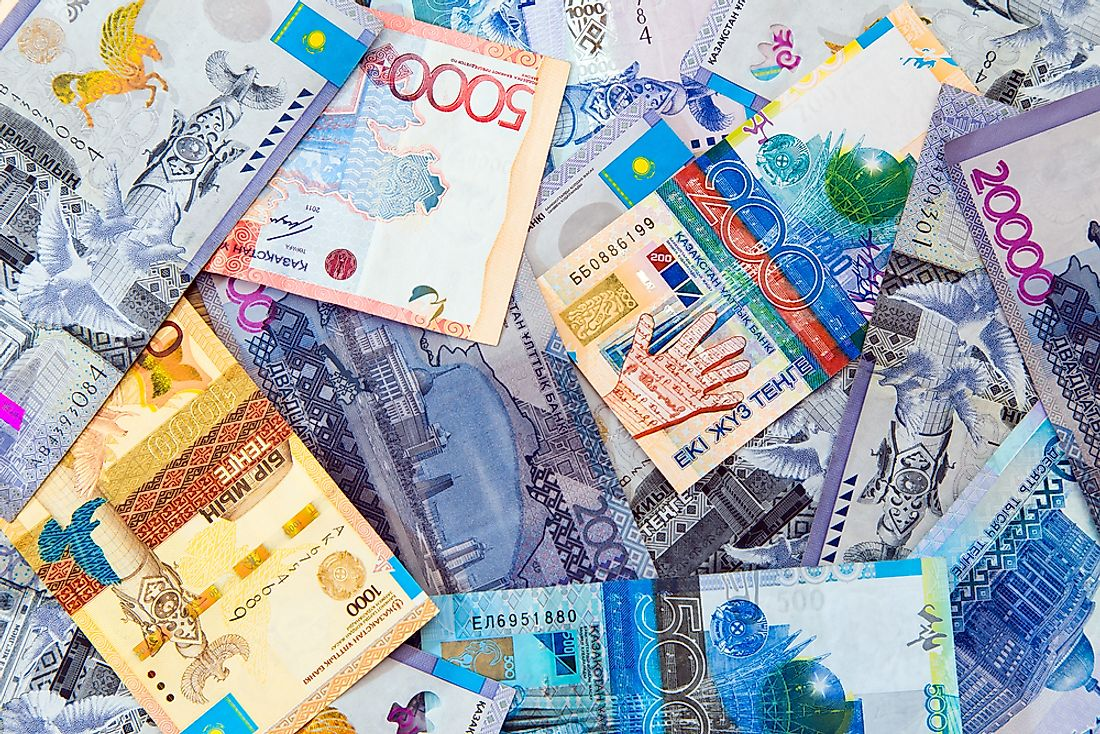 What is the Currency of Kazakhstan?