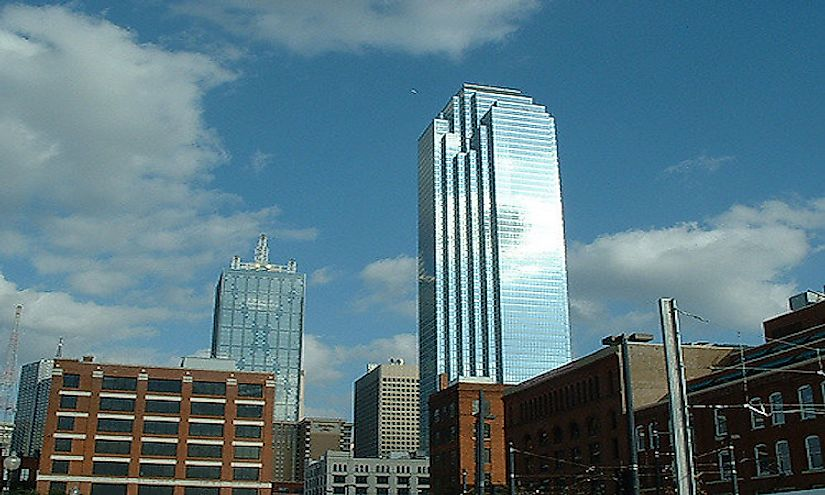 Tallest Buildings In Dallas, Texas