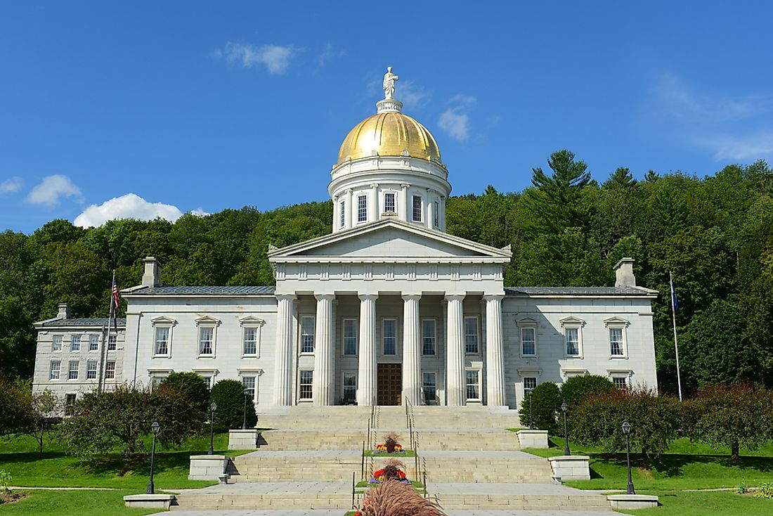 When Did Vermont Become a State?