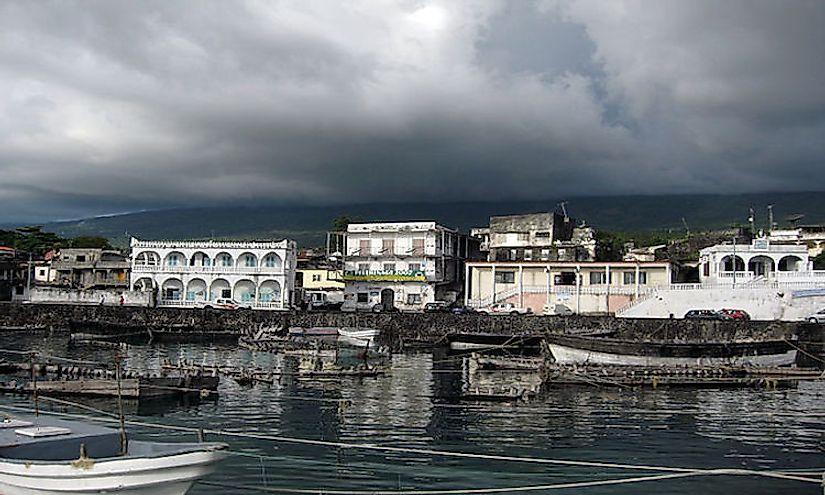 The Biggest Cities in Comoros