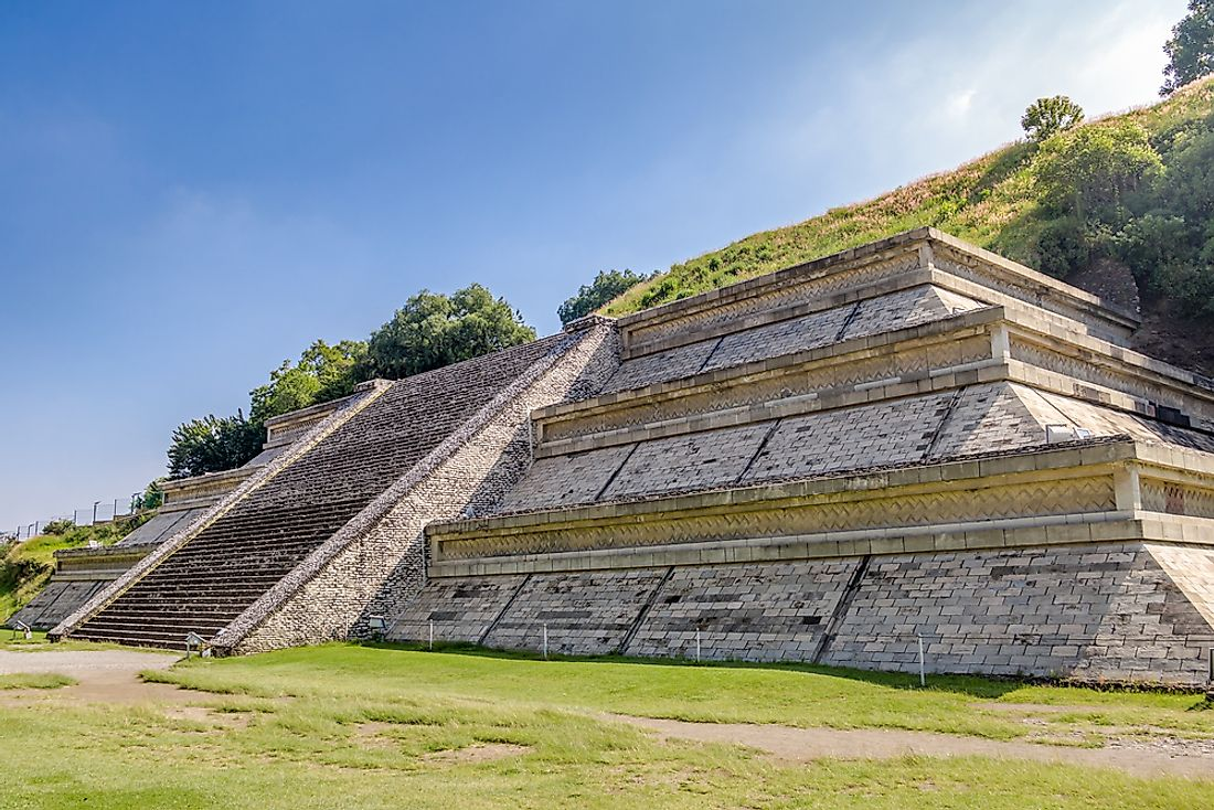 The Largest Pyramids in the World